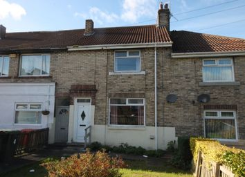 Thumbnail Terraced house to rent in Pemberton Avenue, The Grove, Consett