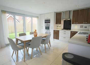 Thumbnail 4 bed detached house for sale in Dorset Drive, Buckshaw Village, Chorley