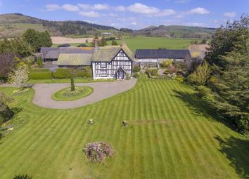 Thumbnail 6 bedroom farm for sale in Lydham, Bishops Castle