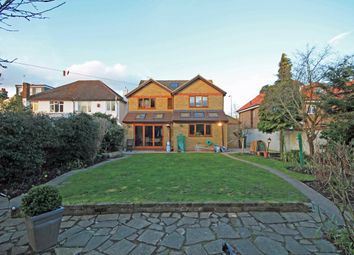 Thumbnail 4 bed detached house to rent in Kempton Park, Staines Road East, Sunbury-On-Thames