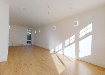 Thumbnail 3 bed terraced house to rent in Kinnoul Road, London