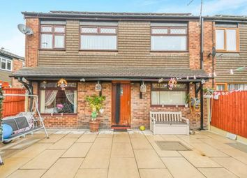 Thumbnail 3 bedroom end terrace house for sale in Cabul Close, Warrington, Cheshire, .