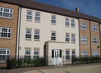 Thumbnail 2 bedroom flat for sale in Wilks Walk, Grange Park, Northampton