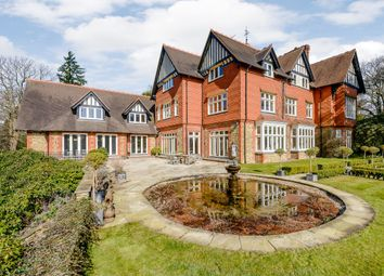Thumbnail 8 bed property to rent in Thursley Hall, Farnham Lane, Haslemere