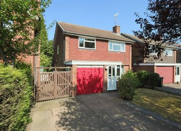 Thumbnail 4 bed detached house for sale in Ramsey Drive, Arnold, Nottingham