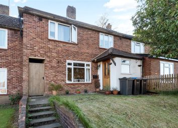 Thumbnail 5 bed terraced house for sale in Fernlands Close, Chertsey, Surrey