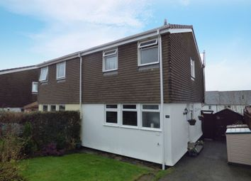 Thumbnail 3 bed semi-detached house for sale in Chapel Close, St. Anns Chapel, Gunnislake