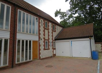 Thumbnail 3 bedroom barn conversion for sale in Hall Lane, Northwold, Thetford