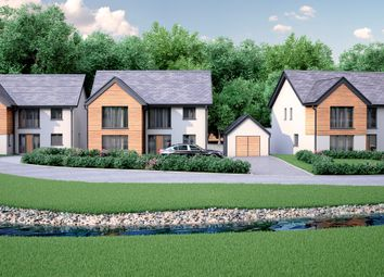 Thumbnail 4 bedroom detached house for sale in Pocombe Bridge, Exeter