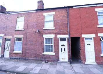 Thumbnail 4 bedroom terraced house for sale in Walter Street, Masbrough, Rotherham, South Yorkshire