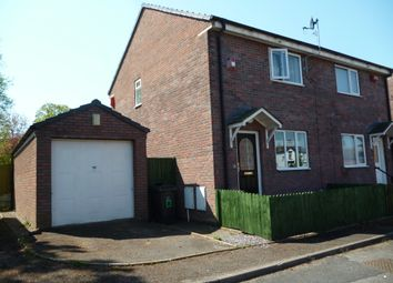 Thumbnail 2 bed semi-detached house to rent in Archers Garth, Carlisle