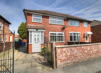 Thumbnail 2 bedroom semi-detached house for sale in Ashley Road, Droylsden, Manchester