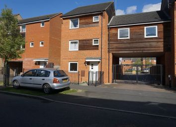 Thumbnail 4 bed link-detached house for sale in Brickstead Road, Hampton Centre, Peterborough
