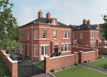 Thumbnail 5 bedroom detached house for sale in 1, Belvoir Park, Belfast