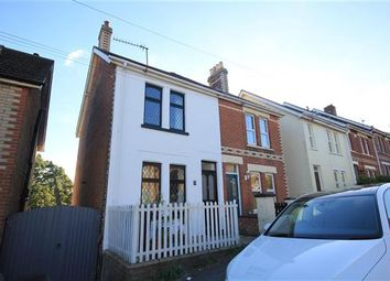 Thumbnail 2 bed semi-detached house to rent in Cromwell Road, Parkstone, Poole