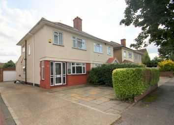 Thumbnail 3 bed semi-detached house to rent in Raynton Drive, Hayes, Middlesex