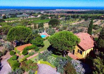 Thumbnail 4 bed farmhouse for sale in Sea, San Vincenzo, Livorno, Tuscany, Italy