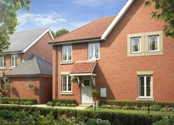 "Thumbnail 2 bed end terrace house for sale in ""Tiverton"" at Walworth Road, Picket Piece, Andover"
