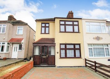 Thumbnail 3 bed terraced house for sale in Hillfoot Avenue, Collier Row, Romford, Essex