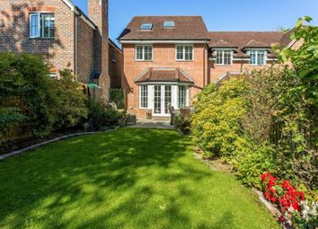 Thumbnail 4 bed semi-detached house for sale in Wheelwrights, Highclere, Newbury, Hampshire