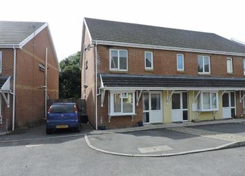 Thumbnail 3 bed end terrace house for sale in Clos Y Cwm, Penygroes, Llanelli