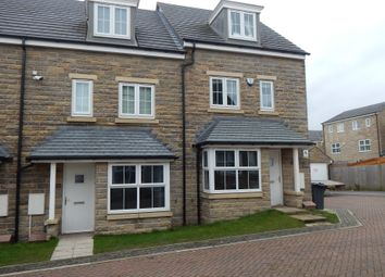 Thumbnail 4 bed terraced house to rent in Highfield Chase, Dewsbury