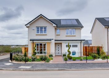 "Thumbnail 4 bedroom detached house for sale in ""The Etive"" at Perceton, Irvine"