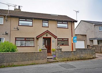 Thumbnail 3 bed semi-detached house for sale in Goad Street, Ulverston, Cumrbia
