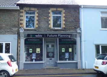 Thumbnail Property to rent in High Street, Ogmore Vale, Bridgend.