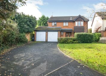 Thumbnail 4 bed detached house for sale in Lechlade Close, Church Hill North, Redditch