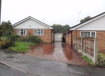 Thumbnail 4 bed detached house for sale in Kipling Close, Offerton, Stockport