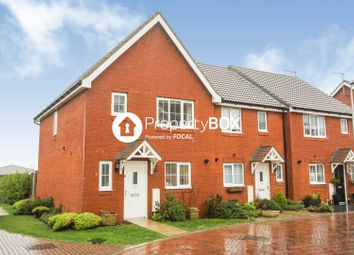 Thumbnail 3 bed end terrace house for sale in Gladys Avenue, Peacehaven