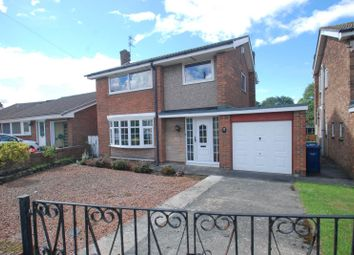 Thumbnail 3 bed detached house for sale in Mitford Road, South Shields