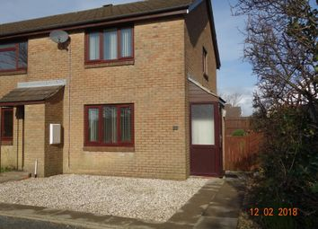 Thumbnail 2 bed end terrace house to rent in Monnow Close, Steynton, Milford Haven