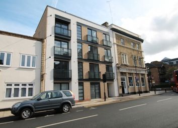Thumbnail 2 bedroom flat to rent in East Ferry Road, London