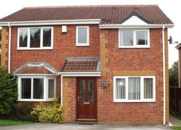 Thumbnail 4 bed detached house for sale in Wentworth Way, Sandal, Wakefield