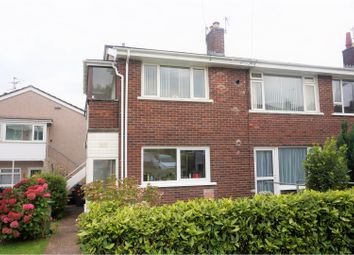 Thumbnail 2 bedroom maisonette for sale in Pen-Y-Graig, Cardiff