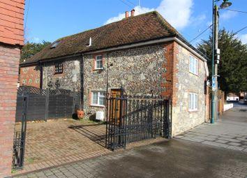 Thumbnail 1 bed cottage for sale in Salisbury Street, Amesbury, Salisbury