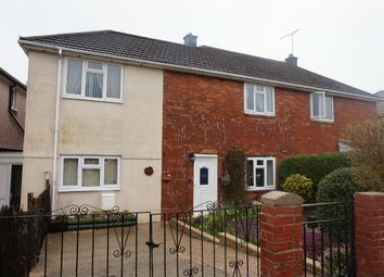 Thumbnail 3 bed semi-detached house for sale in Old Barn Way, Abergavenny, Monmouthshire