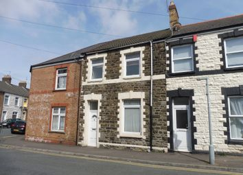 Thumbnail 3 bed terraced house for sale in Agate Street, Roath, Cardiff