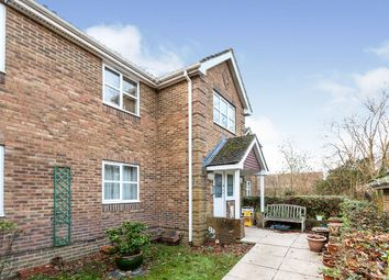 Thumbnail 2 bed flat for sale in Lime Gardens, Basingstoke, Hampshire