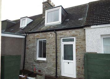 Thumbnail 1 bed terraced house for sale in Main Street, Castletown, Thurso