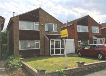 Thumbnail 3 bedroom property to rent in Braddon Road, Loughborough