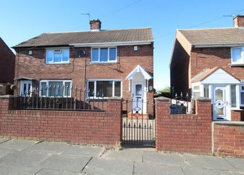 Thumbnail 2 bed semi-detached house to rent in Rennie Road, Sunderland
