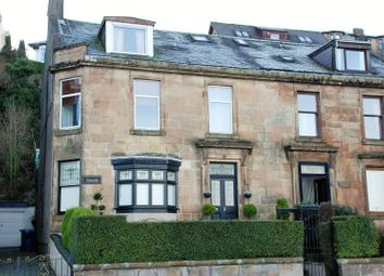 Thumbnail 3 bed flat to rent in Ashton Road, Gourock