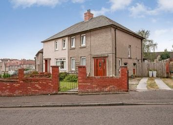 Thumbnail 3 bedroom semi-detached house for sale in Burnhouse Crescent, Hamilton, South Lanarkshire, United Kingdom
