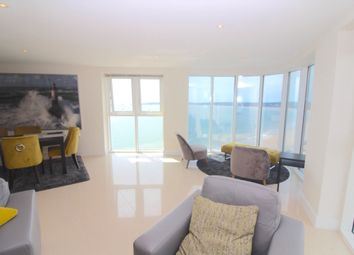 Thumbnail 3 bed flat to rent in Meridian Tower, Swansea