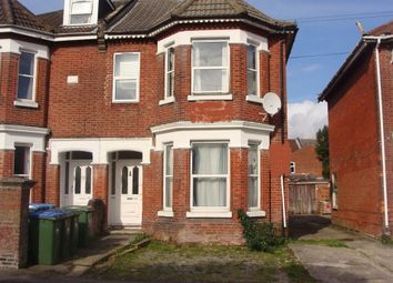 Thumbnail 7 bed end terrace house to rent in Alma Road, Southampton