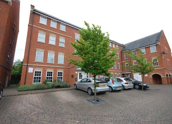Thumbnail 2 bed flat for sale in Florey Gardens, Aylesbury, Buckinghamshire