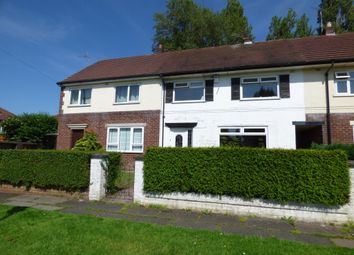 Thumbnail 3 bed terraced house for sale in Fernley Road, Stockport